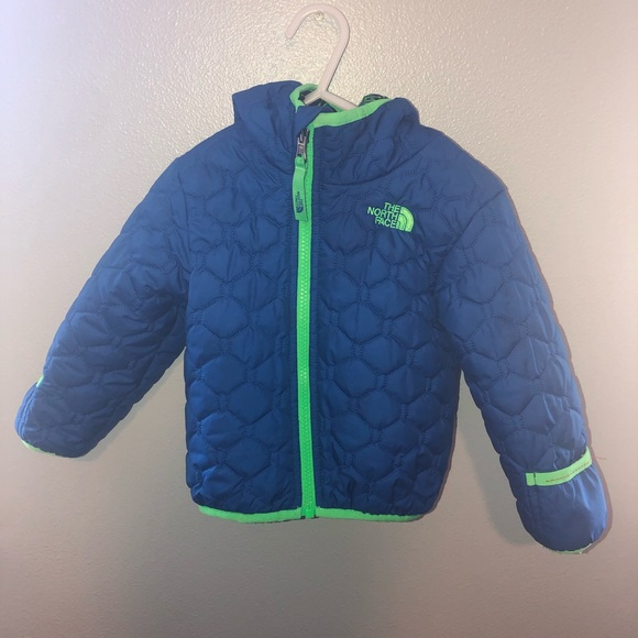 The North Face Other - Toddler north face reversible jacket